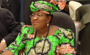 Coordinating Minister for the Economy and Minister of Finance, Dr. Ngozi Okonjo-Iweala
