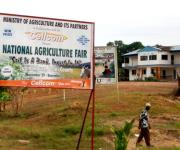 Liberia National Agriculture Fair 2007