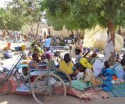 Chadians Take Refuge in Cameroon