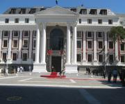 Opening of the South African Parliament