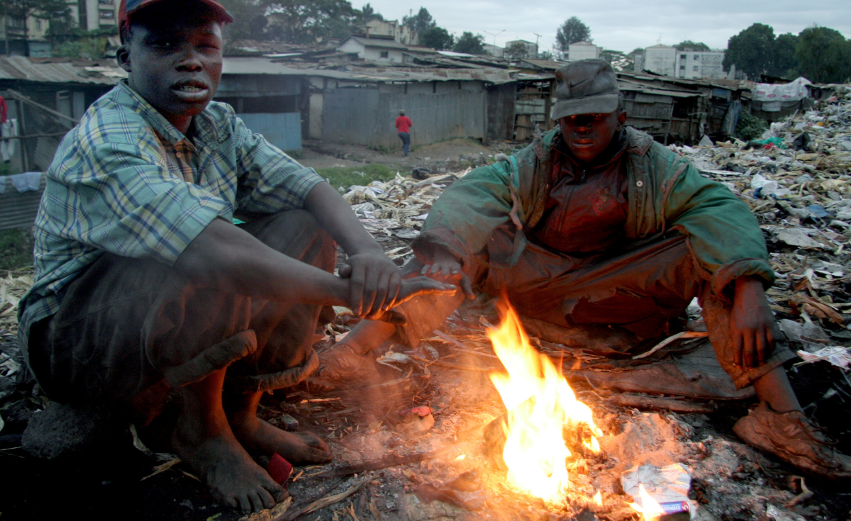 report on poverty in africa The figures are blunt: 304-million of south africa's 55-million citizens in 2015 – three million more than in 2011 – lived in poverty, or below the upper.