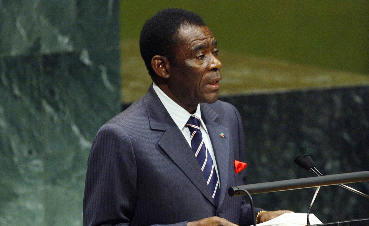Equatorial Guinea: The Anniversary that Shouldn't Be: 40 Years of President Obiang in Equatorial Guinea