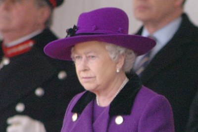 Queen Elizabeth II (file photo).