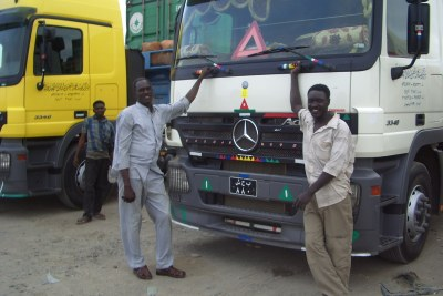 Nigeria: Graduates some of them are even MSC holders and others including PhD holders applied to beccome truck drivers (File Photo)