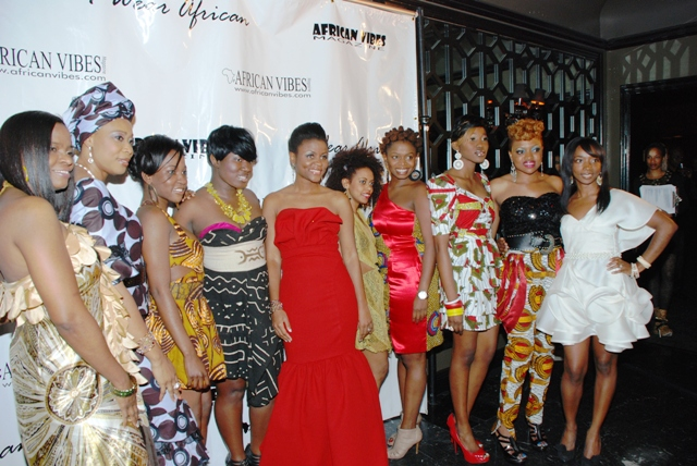 Photoessay I Wear African Fashion Show