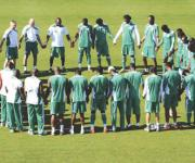 Nigeria's Journey Through the World Cup