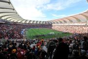 Crowds at the Nelson Mandela Stadium during the 2010 FIFA World Cup (file photo).