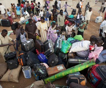 Southern Sudan Gets Ready to Vote for Referendum