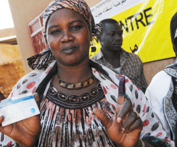 Southern Sudan Votes in Independence Referendum