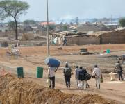 Looting and Burning in Abyei