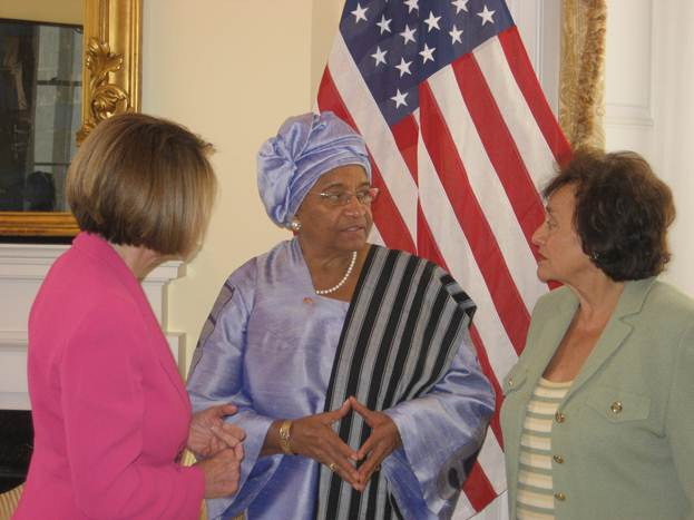 research paper about ellen sirleaf Life ellen johnson sirleaf was born in monrovia, liberia she married in 1955 and, in 1961, travelled with her husband to the us, where she studied economics at harvard university and other institutions.