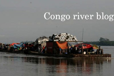 On the long Congo River.