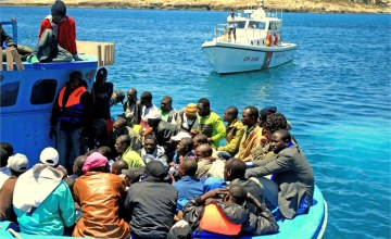 North Africa: One Survivor, 54 Die At Sea Attempting the Voyage to Italy From Libya