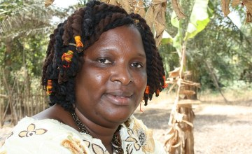 Marie Jalloh-- Female MP in Parliament