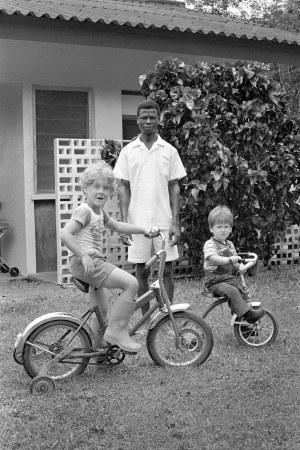 Denis Johnson's The Civil War in Hell: On Liberia Essay