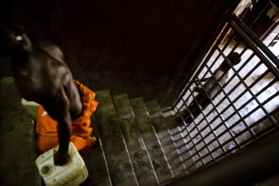 Prisoner of TB? South Africa's overcrowded, poorly ventilated prisons are