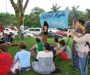 Activists Call for Environmental Justice at COP 17