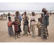 Somali Refugees Seek Shelter in Ethiopian Camps