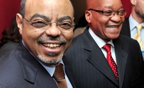 Who is Meles Zenawi