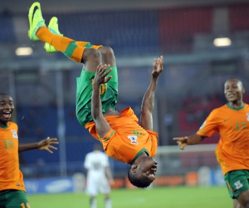 FIFA's Top 10 African National Football Teams