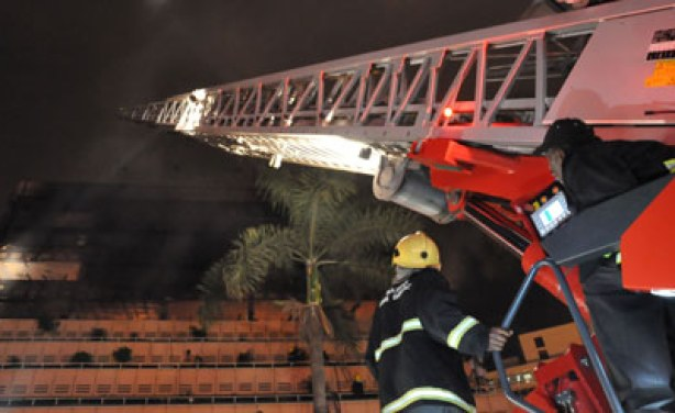 allAfrica.com: InFocus » Kenya: Fire-Fighters Struggle With High ...