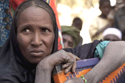 A Malian refugee woman: There has been a litany of human rights violations committed, says Amnesty International.