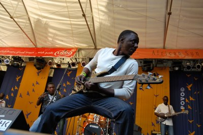 Zimbabwe sungura guitar legend Aleck Macheso
