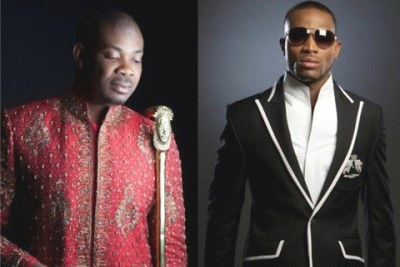 D'banj and Don jazzy