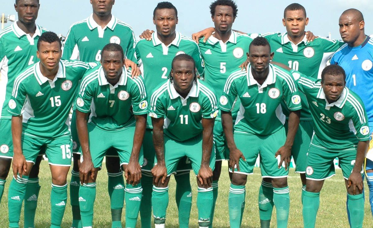 nigeria held to a draw by liberia s lone allafrica