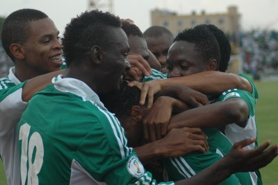 Nigeria 's Super Eagles targets 2013 Afcon final