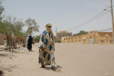 Rebel forces in the north of Mali propose Timbuktu for the capital of a new state.