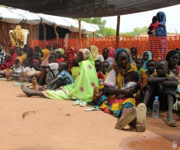 Blue Nile State Refugees Trek to Already Crowded South Sudan Camps