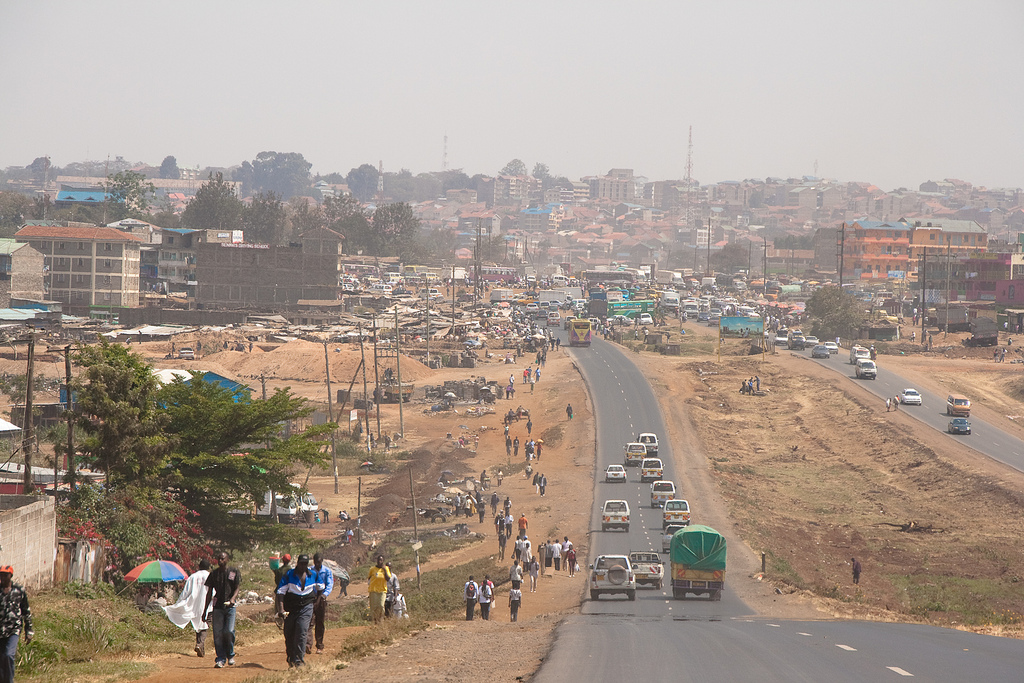 Photoessay 187 Building Africa S Infrastructure Allafrica Com