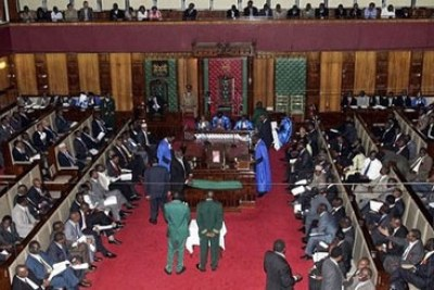 Each of the 222 members of parliament want Sh9.3 million in perks and Kenyans have expressed outrage and unite to protest the pay rise.