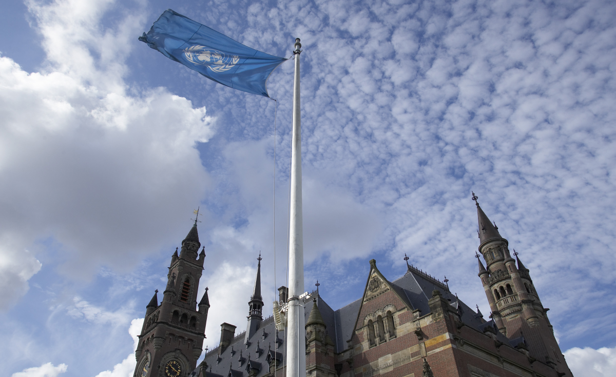 an analysis of the international court of justice at peace palace the hague Chile institutes proceedings against bolivia with regard to a dispute concerning the status and use of the waters of the silala river system international court of justice.