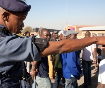 South Africa: 'We vote. Why?', Ask Marlboro Evictees