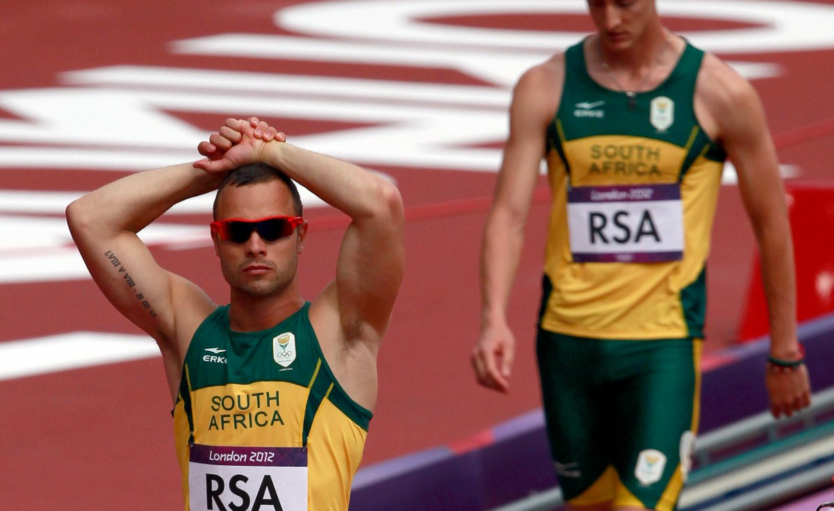 Oscar Pistorius Granted Bail For Murdering His Girlfriend What Next as well Olympics 2012 Oscar Pistorius Denied Run As South Africa Crash Out Of Relay 747190 moreover Eight Facts On Oscar Pistorius The Olympic Runner With No Legs 367251 likewise 10 Things You Didnt Know About Olympic Runner Oscar Pistorius moreover Oscar pistorius olympics 2012 do the blade runner s artificial legs give him an unfair advantage. on oscar pistorius olympics 2012 relay