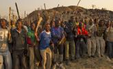 Some Lonmin Miners Back at Work in South Africa