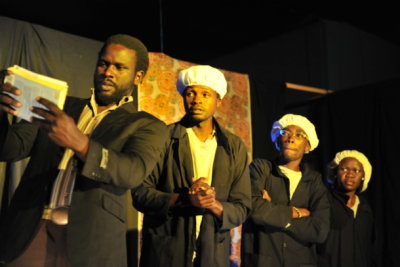 First-Ever Gay Play in Uganda
