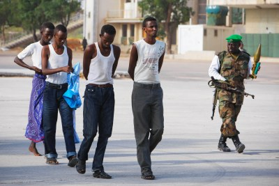 Al Shabaab suspects (file photo).