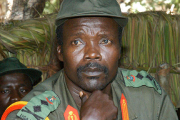 Lord's Resistance Army leader Joseph Kony (file photo).
