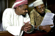 The late Aboud Rogo (left), (file photo).