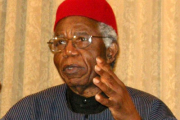 Nigeria renowned novelist, Prof Chinua Achebe,