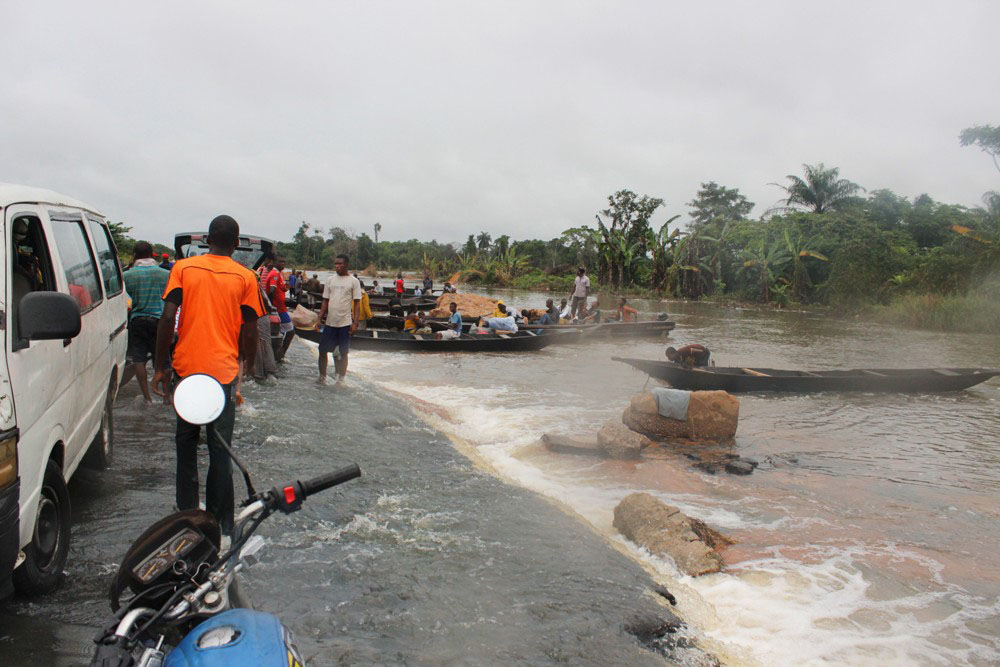 Photoessay 187 Nigeria Faces The Worst Floods Allafrica Com