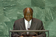 President Mwai Kibaki (file photo).