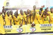 Kenya: Tusker FC retained their domestic league crown 2012.