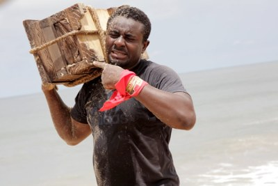 Nollywood star Emeka Ike