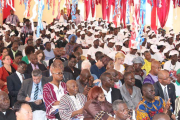 Cross section of delegates at the conference.
