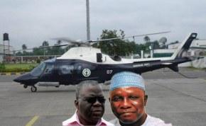 nigerian navy air squadron