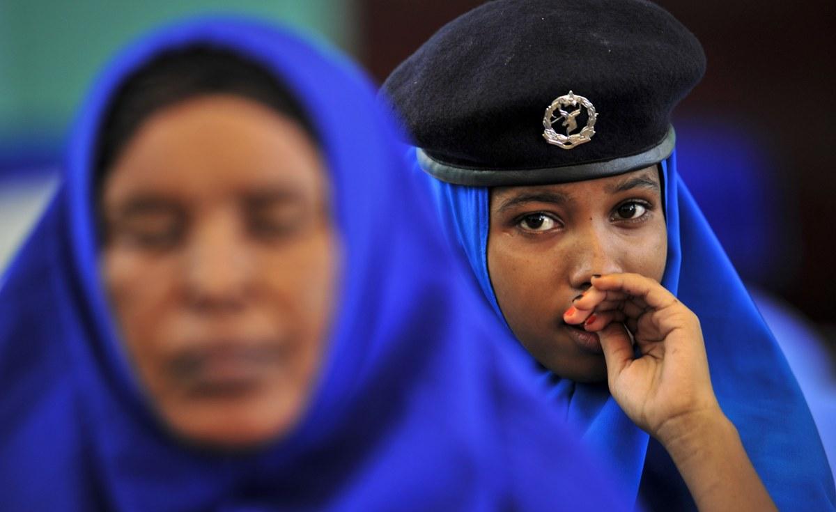 Somalia: AU Trains 200 Somali Police to Improve Security